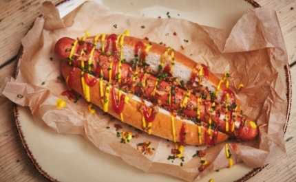 Plant Based Hot Dog