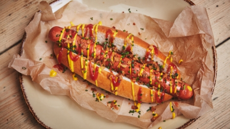 Meat Free Hot Dogs