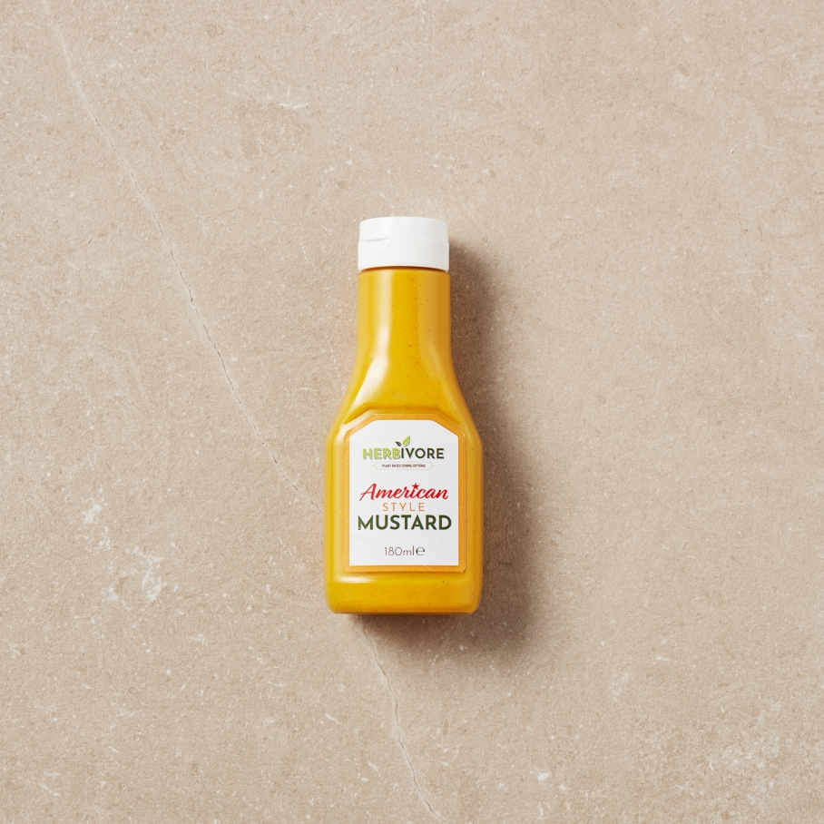 Vegan American Style Mustard