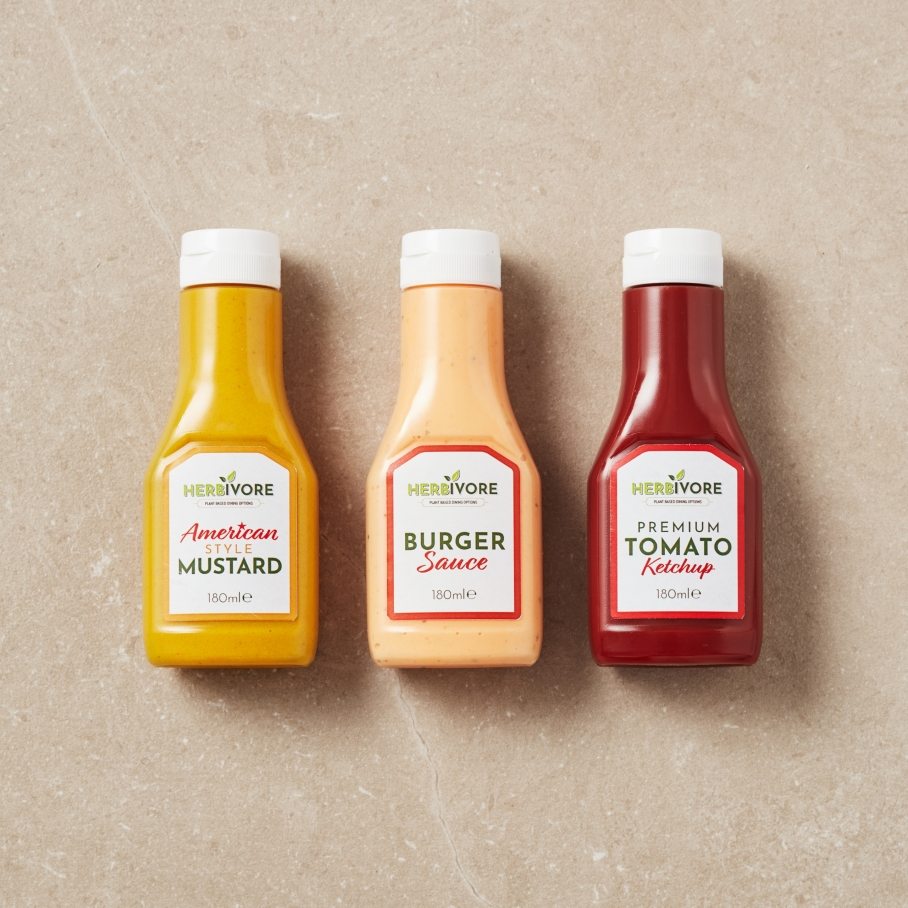 Vegan Condiments