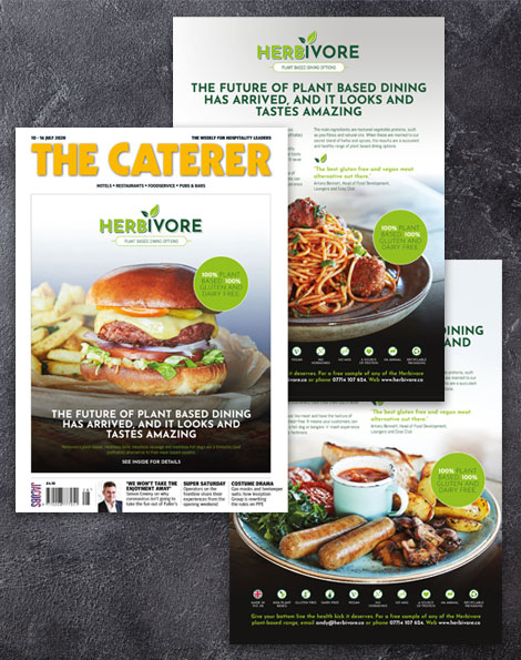 The Caterer magazine