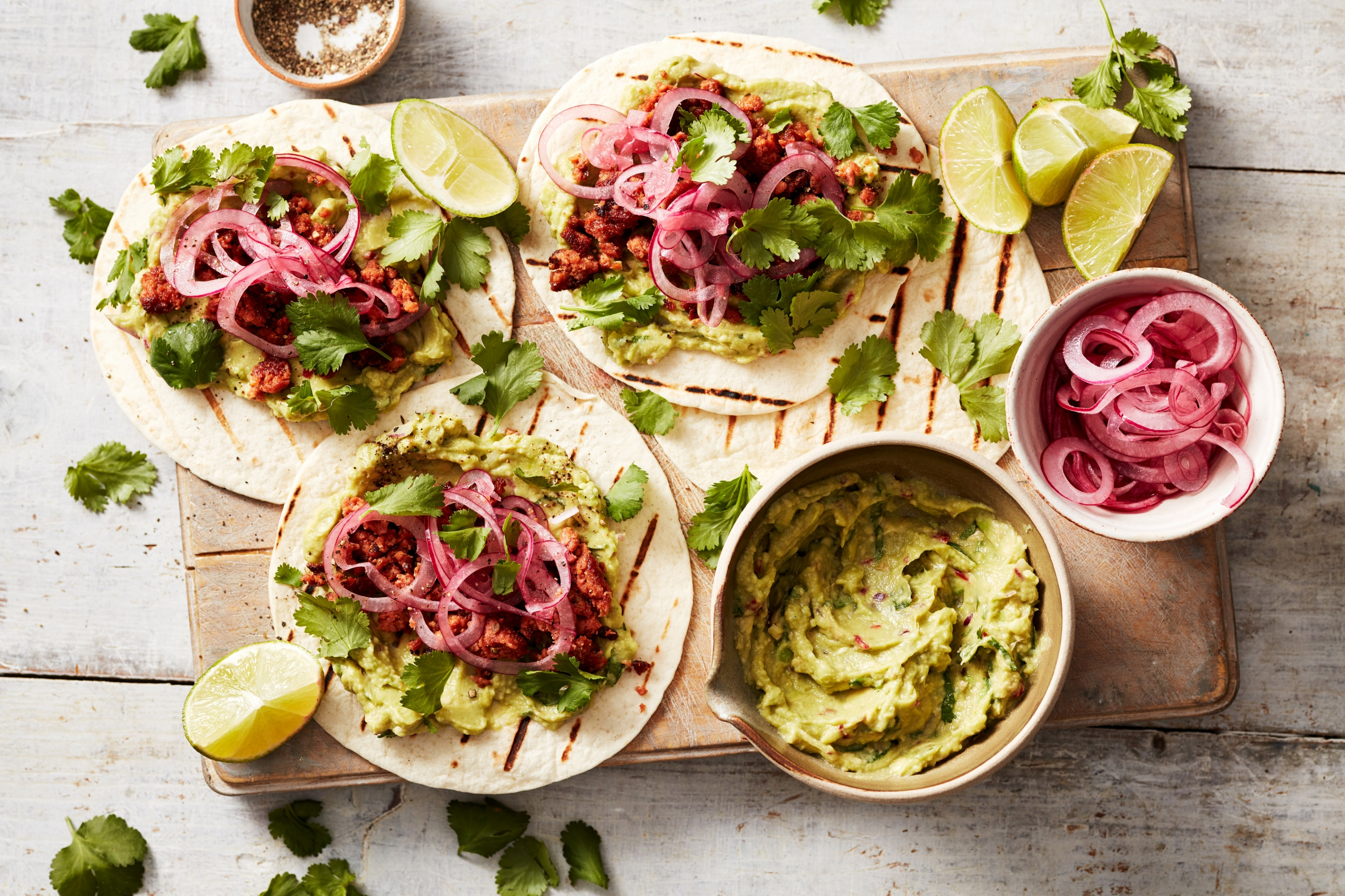 Meat Free Tacos